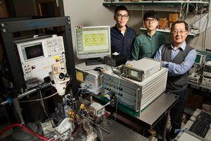 57 Gigabit pro Sekunde durch Glasfaser gejagt – Rasende Geschwindigkeit auch bei bis zu 85 Grad realisierbar