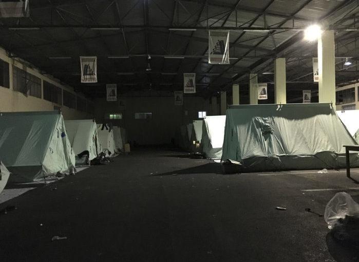 Nach der Räumung von Idomeni: Die Zustände in den neuen Camps sind verheerend