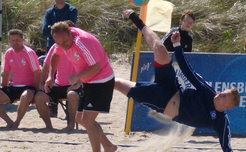 Flens-Beach-Trophy macht Halt in Pelzerhaken