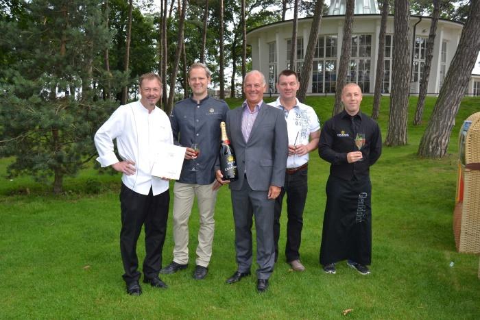 Lukullische Meile – Spitzengastronomie hautnah – Das exklusive Gourmet-Event in Timmendorfer Strand powered by Moët & Chandon