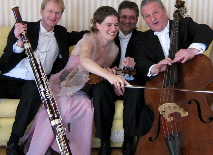 Wagners Salonquartett zu Gast in Meeschendorf