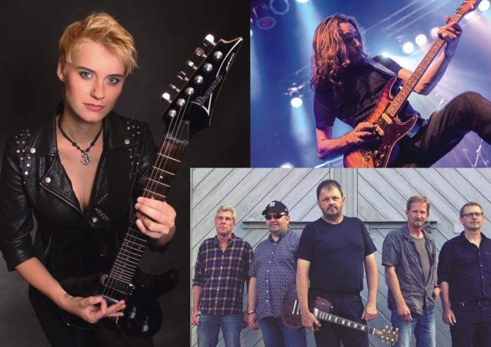 16.09. bis 18.09.2016 – Guitar Heroes Festival – Das Bluesrock-Festival des Nordens!