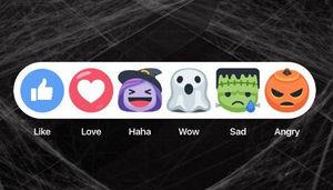Facebook: Halloween-Emojis schaden Trauerarbeit – Viele Nutzer kritisieren Frankenstein-Monster anstatt Tränen-Gesichtern