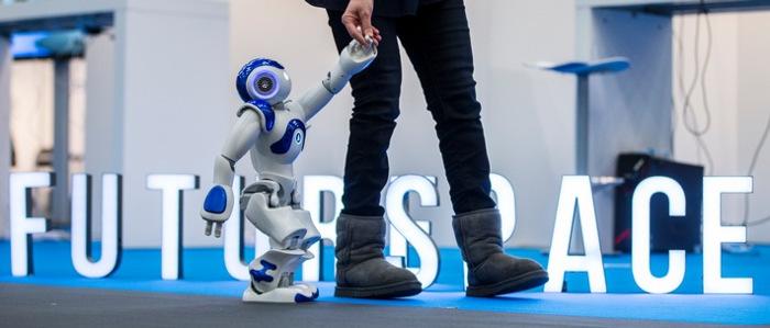 Internet World Messe 2017: Fulminanter Start mit disruptiven Technologien