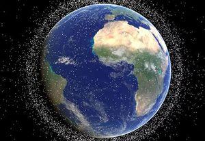 """Globales Satelliten-Web vermüllt das All noch mehr – Risiko für """"katastrophale Kollisionen"""" steigt laut Forscher um 50 Prozent"""
