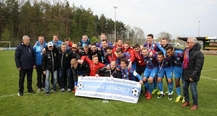 Fußball in Ostholstein – Kreispokal: Eutin 08 holt das Double