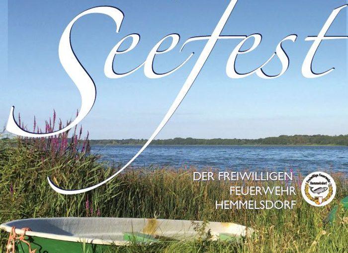 Hemmelsdorf feiert sein Seefest – Knisternde Atmosphäre bei herrlichem Blick auf den See