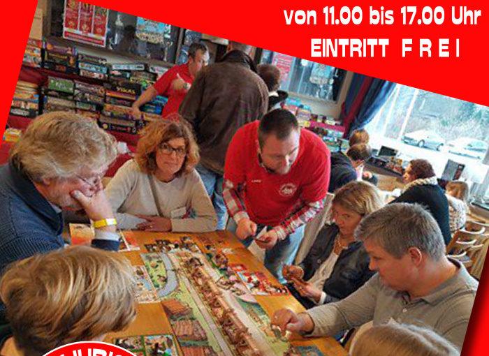 LUDO LIUBICE e.V. – Der Lübecker Spieleverein lädt ein zum FAMILIEN-SPIEL-SONNTAG