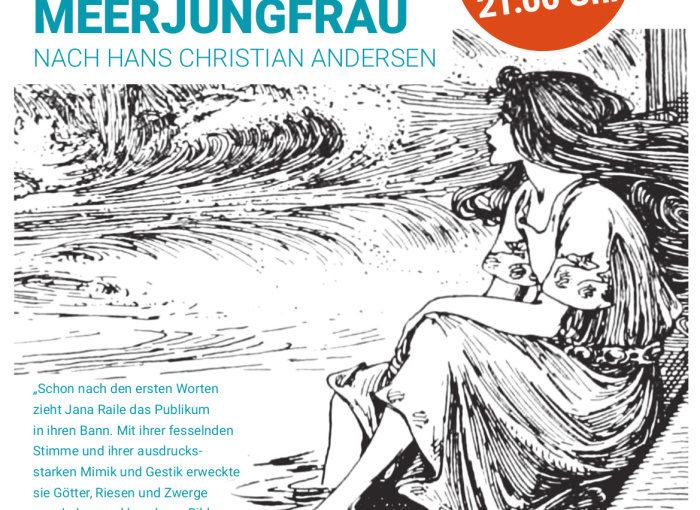 Erzählkunst in Rettin: Die kleine Meerjungfrau…