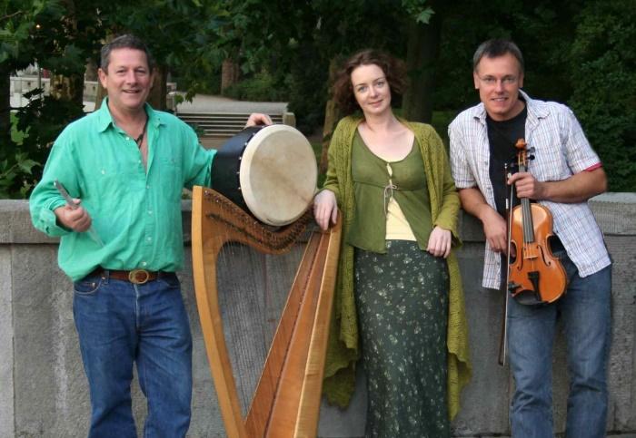Irische Musik in Fehmarnsund
