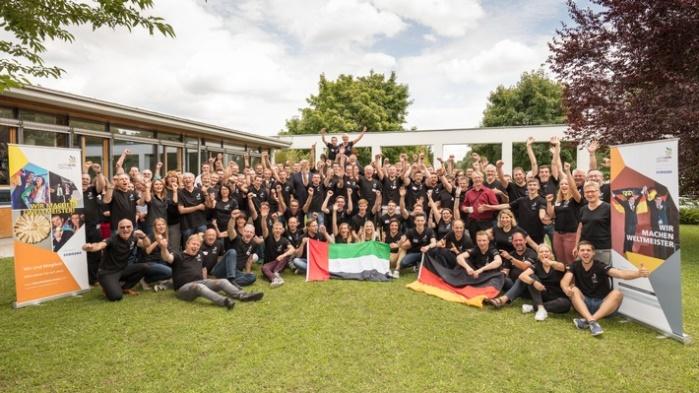 Deutsche Nationalmannschaft fit für die WM