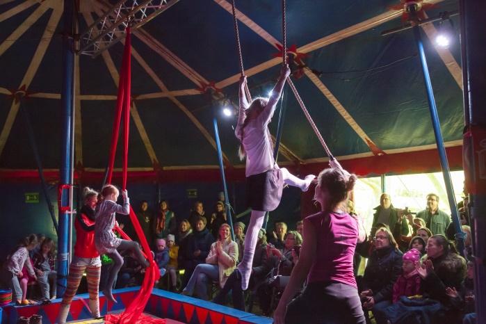 Die Herbstferien werden 'STRANDTASTICO' – Kinder & Jugend Artisten-Festival 21. – 27.10.2017
